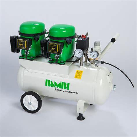 bb24d silent air compressor with wheels aircomps air compressors