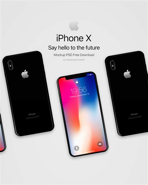 Psd Code Lookup By Address Free Iphone X Mockup Psd Webdesigner Depot