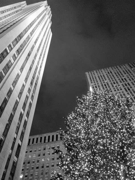 lights  christmas   york city ryan fischer