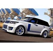 Lumma Design  Range Rover Vogue CLR R