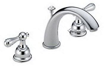 Harden Bathroom Faucets by Order Replacement Parts For Delta 3583 Two Handle Lever