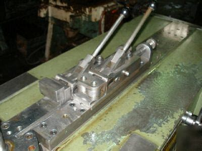 like new diacro no 6 hydraulic bender