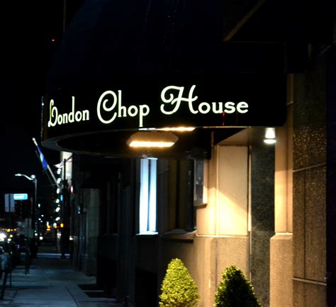 london chop house detroit local chop know detroit