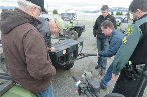 Skagit County Search Skagit County Search And Rescue Acquires Atvs All Access Goskagit
