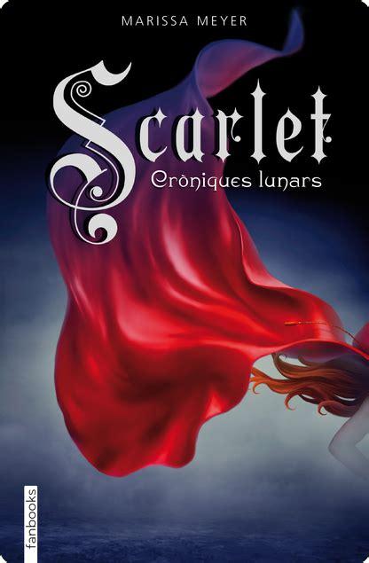 libro scarlet lunar chronicles book libros sueltos scarlet marissa meyer