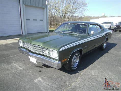 1973 plymouth duster 340 for sale 1973 plymouth duster