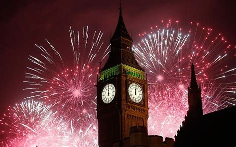 new year celebrations uk 2016 new year s the numbers the world s new