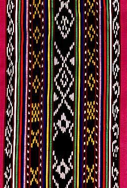 ethnic pattern meaning 107 philippine ikat weave 365 great pinoy stuff