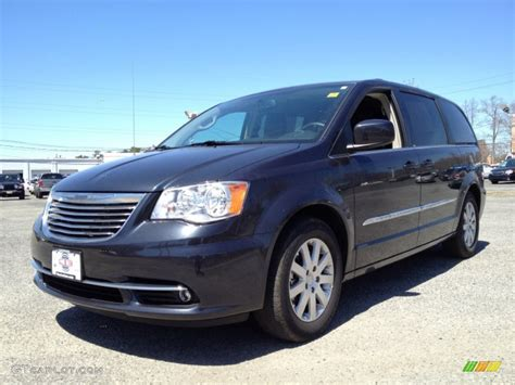 2013 chrysler town and country 2013 chrysler town and country blue www imgkid the