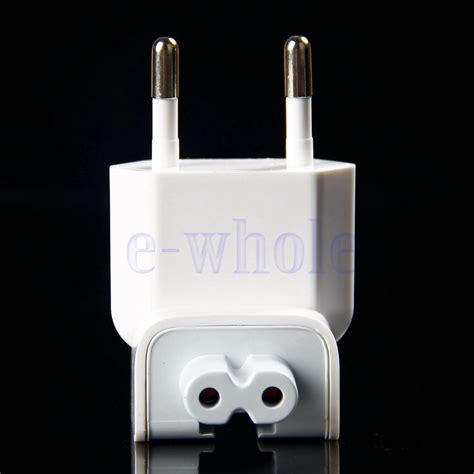 Eu Ac For Apple Adaptor Macbook eu home wall power charger ac adapter for apple ipod iphone macbook ma ebay