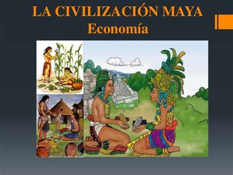 imagenes mayas economia la civilizac iu00 d3n maya 1
