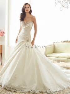 New fashion dresses wedding bridal prom gown collections 2014 15 for