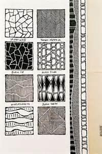 pattern sketchbook pages rebecca blair artwork moleskine 03 077 art journal