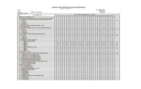 format laporan harian kontraktor pin contoh laporan harian kontraktor on pinterest