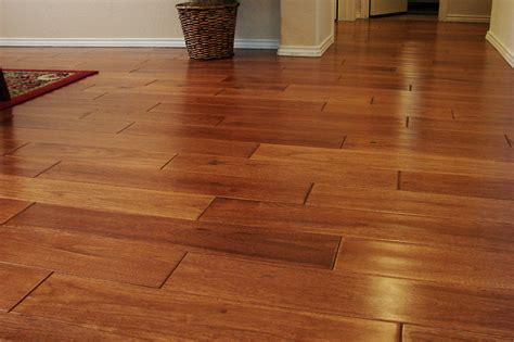 file wood flooring made of hickory wood jpg wikimedia