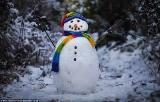 pics for gt winter real snowman