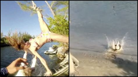 rope swing fail rope swings are a painful fail waiting to happen rtm