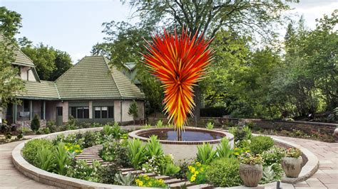botanic gardens in denver denver botanic gardens to add chihuly sculpture to