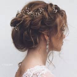 what are hairstyles in best 25 braided wedding hairstyles ideas on pinterest grad hairstyles prom hairstyles and