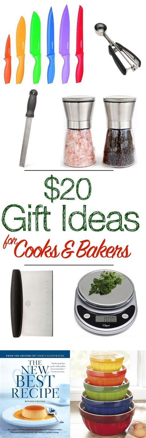 new kitchen gift ideas 20 gift ideas for bakers cooks my kitchen escapades