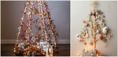 addobbi natalizi per camini fai da te albero di natale design moderno