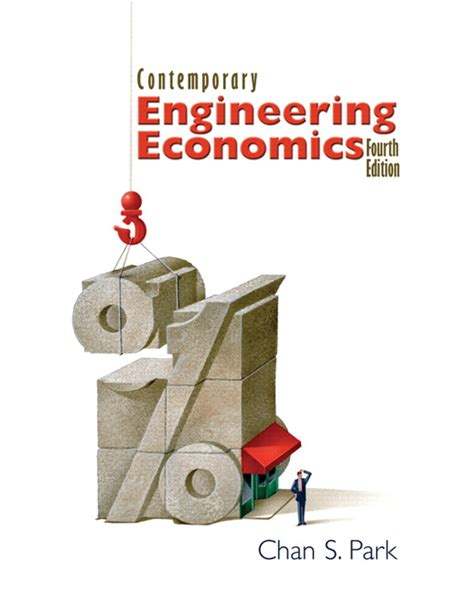 Economics Engineering 5 park contemporary engineering economics pearson