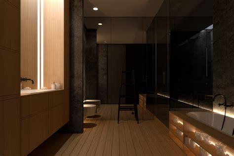Mood Lighting Bathroom A Pair Of And Enchanting Homes
