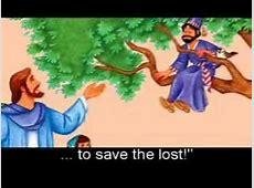 077 - Zacchaeus - YouTube Zacchaeus Bible Story