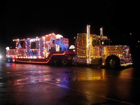 sechelt christmas parade of lights 2015