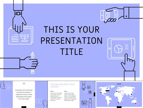 Open Office Presentation Templates Card Layout by 30 Free Slides Templates For Your Next Presentation
