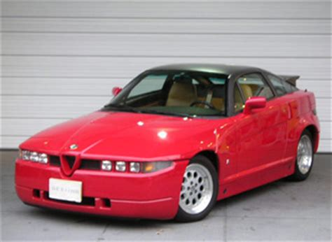 alfa romeo sz | sports cars