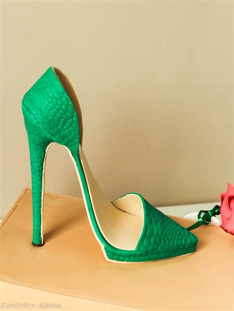 emerald green high heels emerald green high heel cakecentral