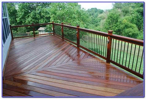 deck railing ideas aluminum deck railing ideas decks home decorating
