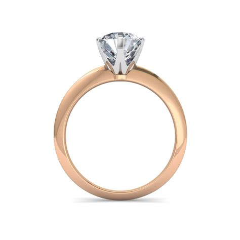 Solitaire Engagement brilliant cut solitaire engagement ring