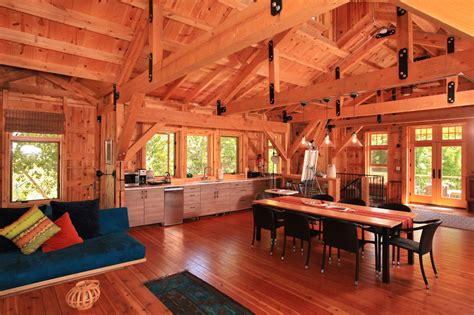 Lovely Modern Architecture Homes #6: Elegant-Barn-Homes-with-Covered-Porch-and-Upper-Deck-5-1.jpg