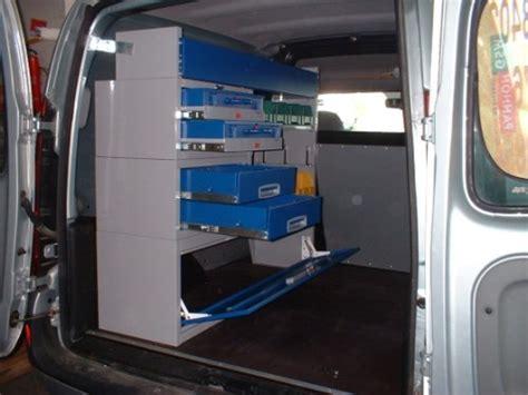 Berlingo Racking by Citroen Berlingo System Racking Storage
