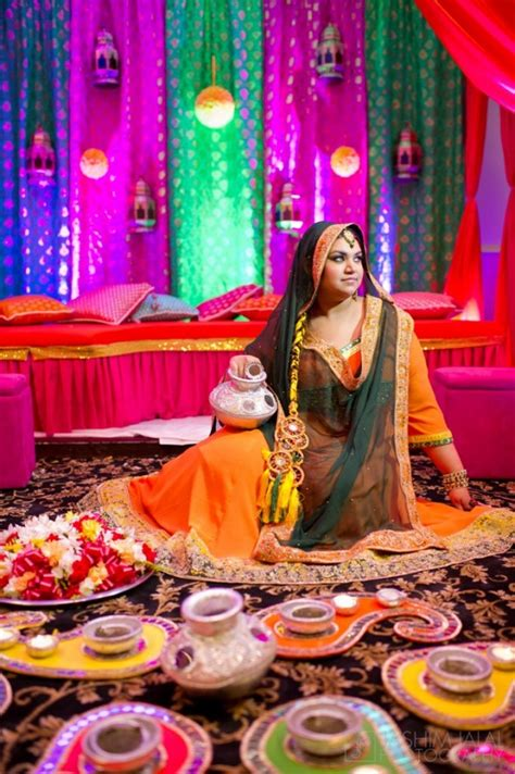 design house decor com ayisha and fahad pakistani wedding by design house decor