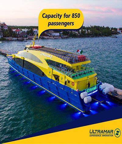 cozumel catamaran ferry playa del carmen ferry fee increase allinclusivegal