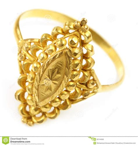 indian wedding ring for royalty free stock image