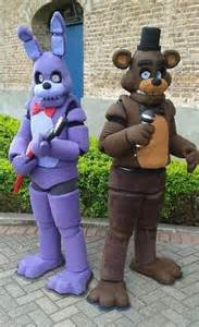 Bonnie costume five nights at freddy s and night on pinterest