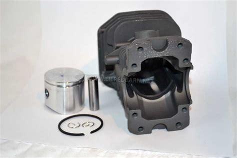 Husqvarna Cylinder Amp Piston Kit 40mm High Performance