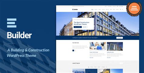 wordpress layout builder free builder v1 2 building construction wordpress theme