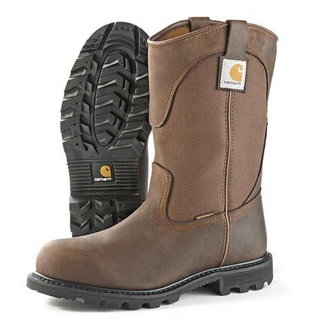 mens wellington boots s carhartt steel toe waterproof wellington boots