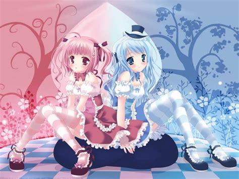 imagenes de chicas kawai anime fotos anime de lolitas o chicas kawaii sin echii