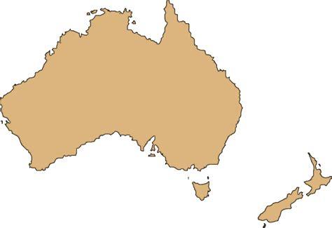 Australia Map Transparent Background   PNG Mart