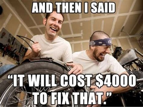 Mechanic Memes - dealer marketing with internet memes strathcom media