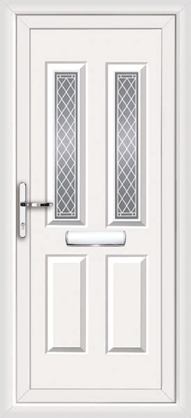 how much is a front door how much is a upvc front door fitted