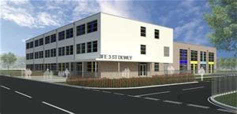Banister Primary School Southton by Hunters Pre Fab School Chosen By Southton Council