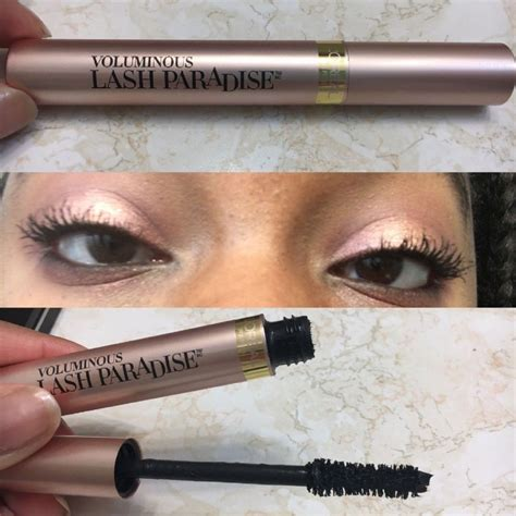 Mascara L Oreal Lash Paradise l oreal voluminous lash paradise mascara reviews photos