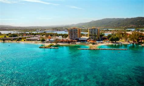 all inclusive sunset resort spa stay with airfare in montego bay groupon getaways